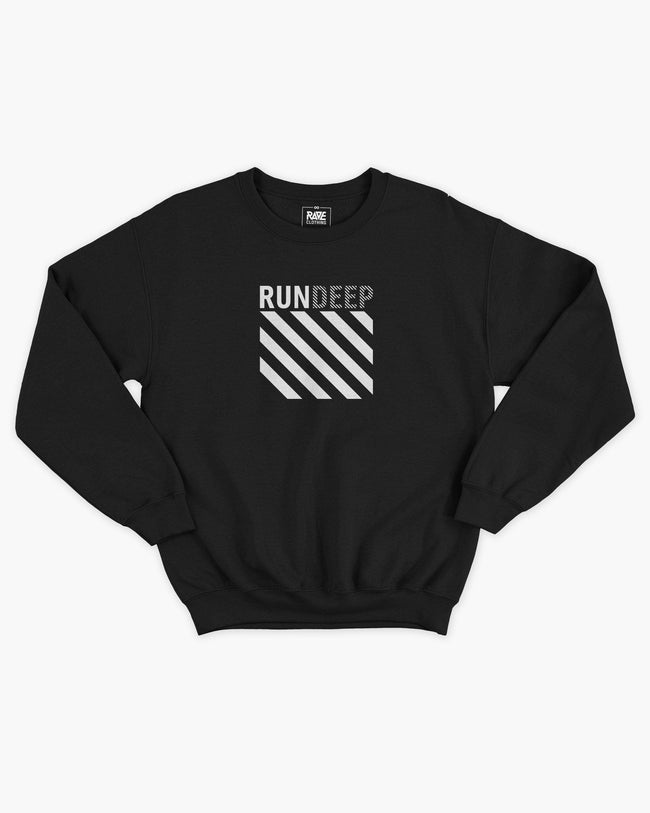 RUN DEEP sweater by RAVE Clothing