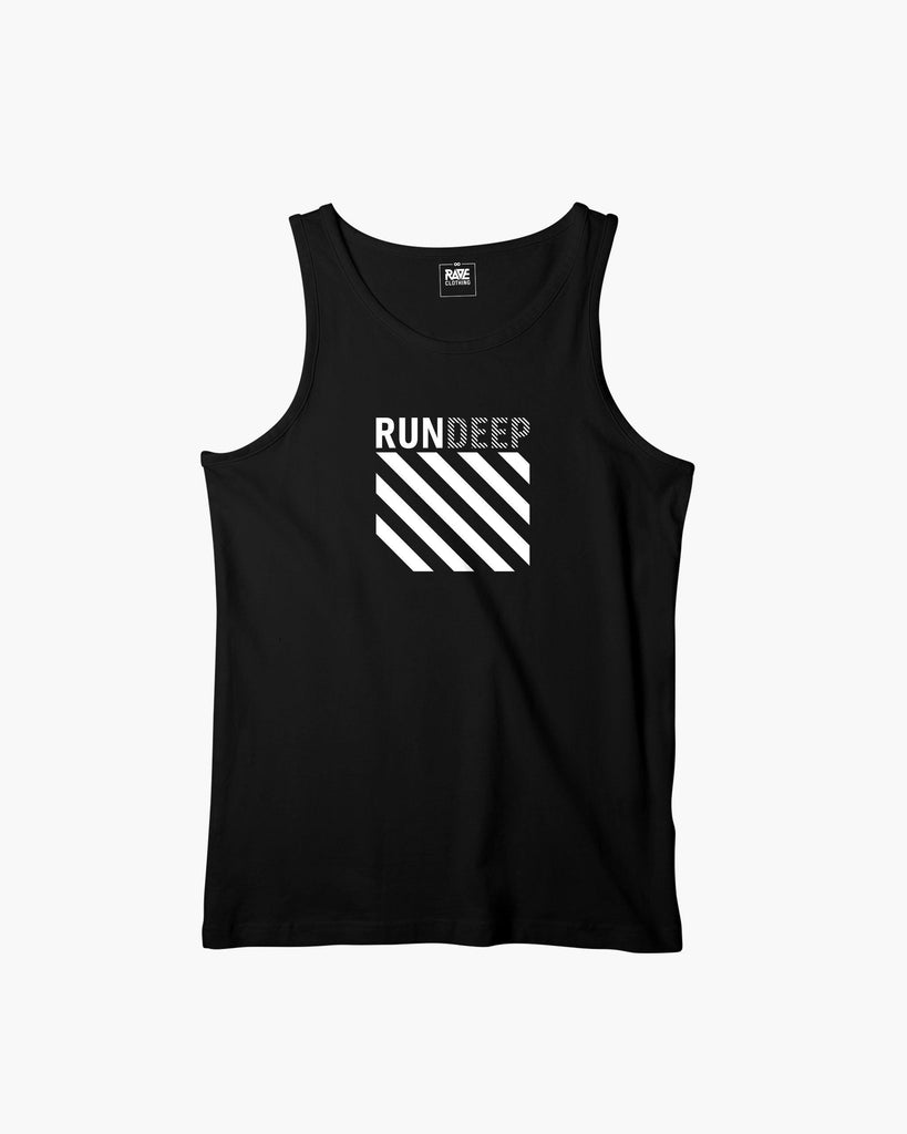 RUN DEEP Tanktop von RAVE Clothing