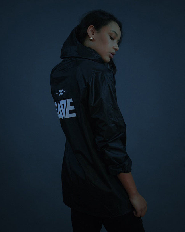 RAVE rain jacket for women by RAVE Clothing