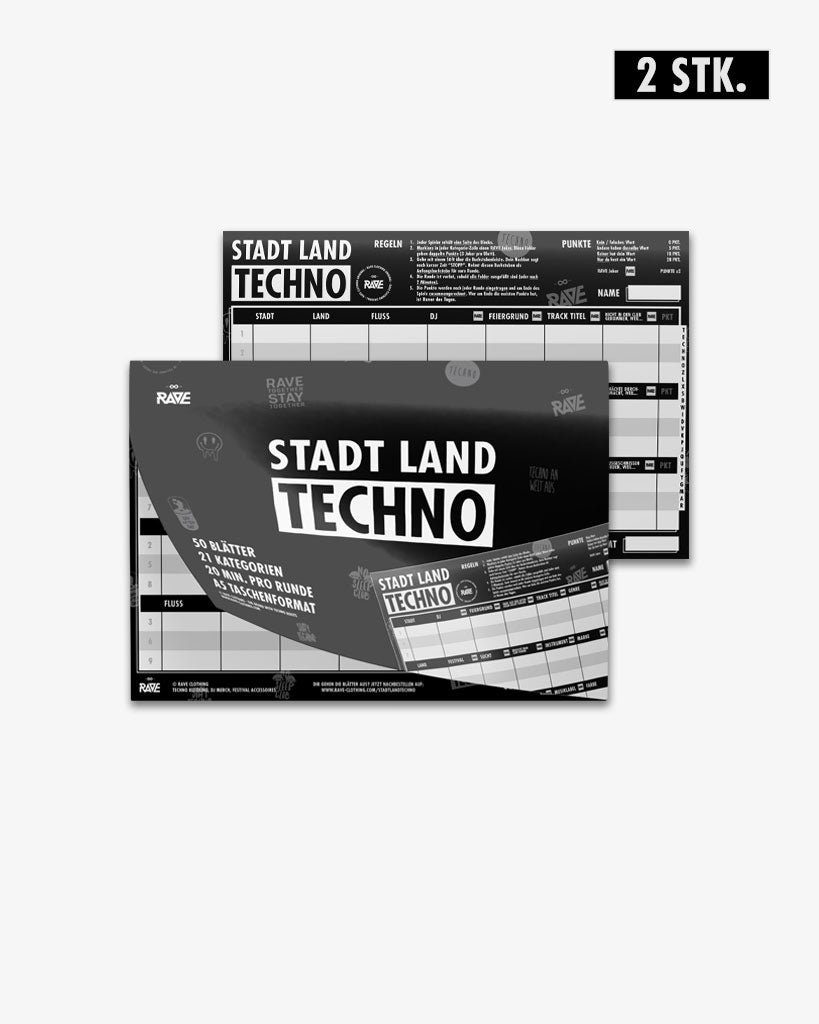 City country techno party game for two