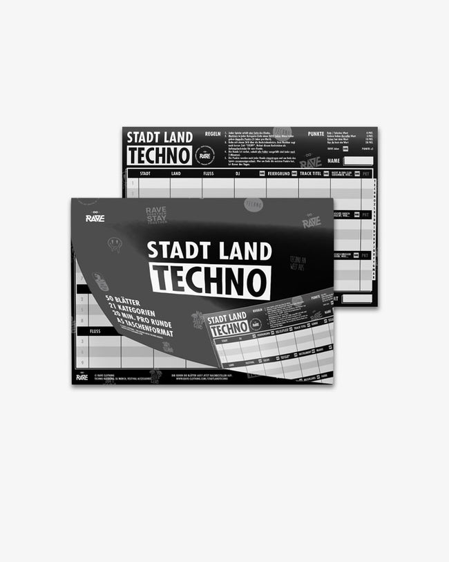City country techno party game