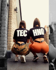 TEC + HNO T-Shirts Partner Set