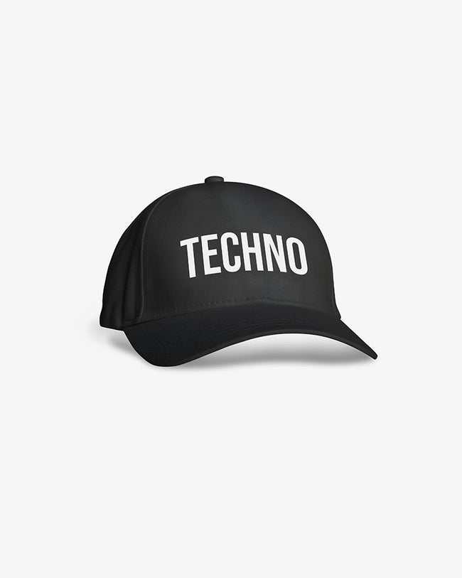 Techno Baseball Kappe