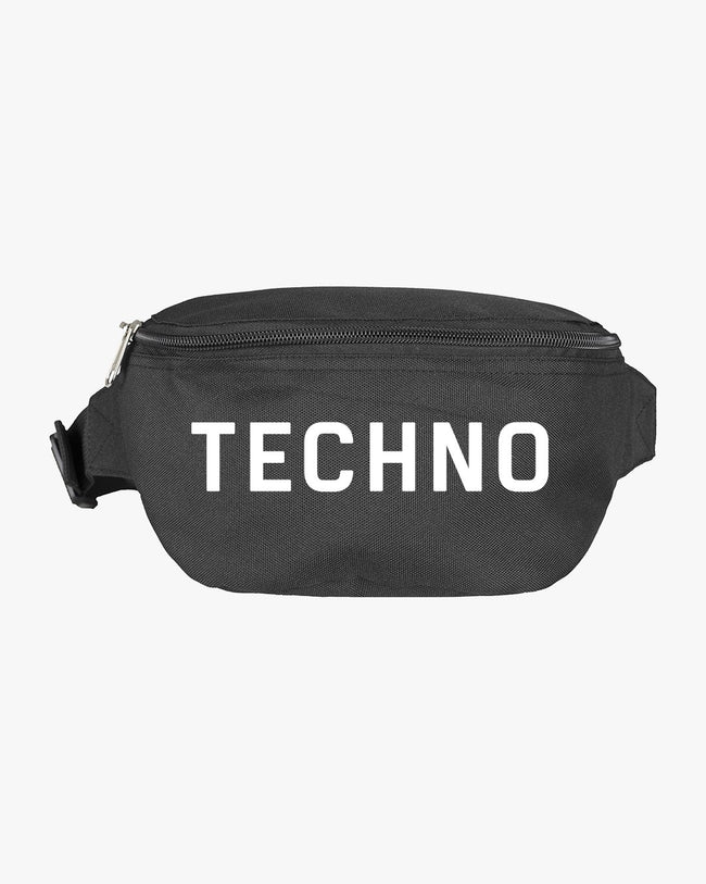 Techno bum bag