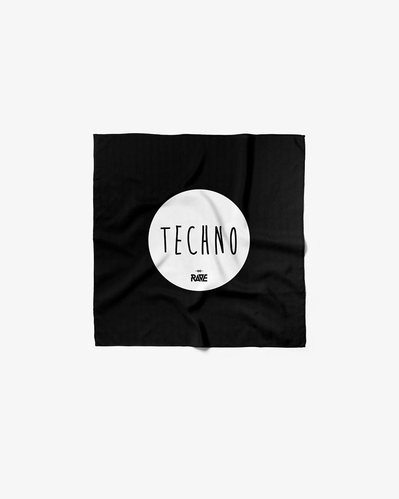 Techno flag