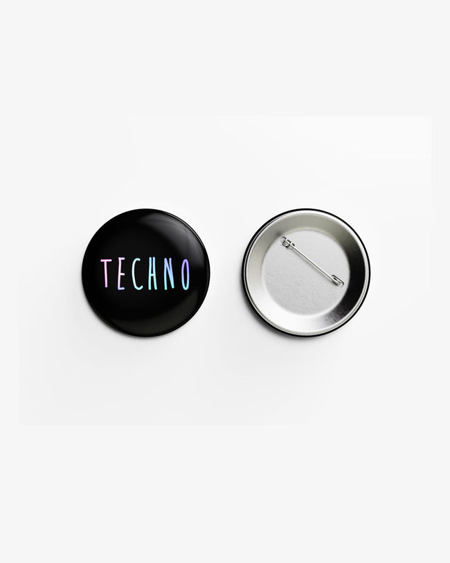 Techno Button