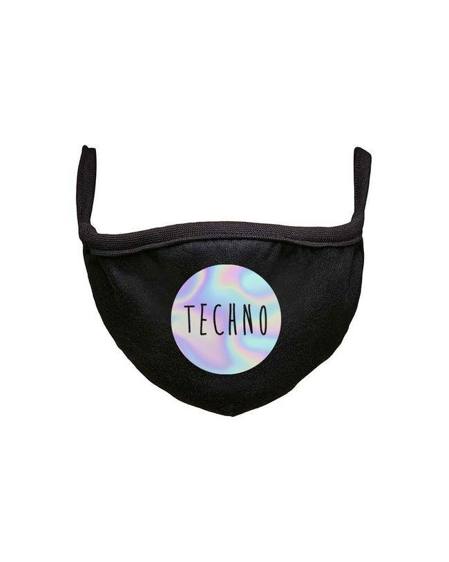 Techno holo masks