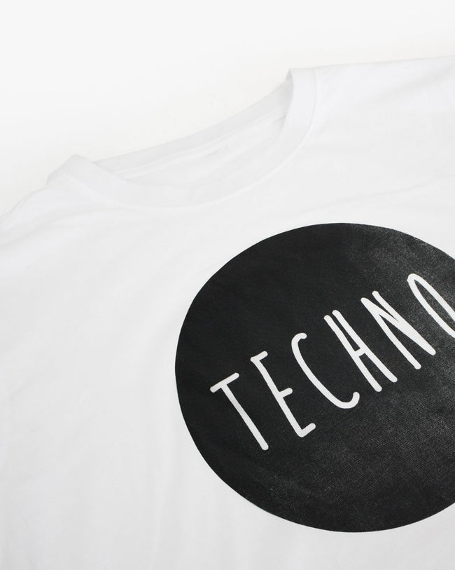 Techno Kreis Top von RAVE Clothing