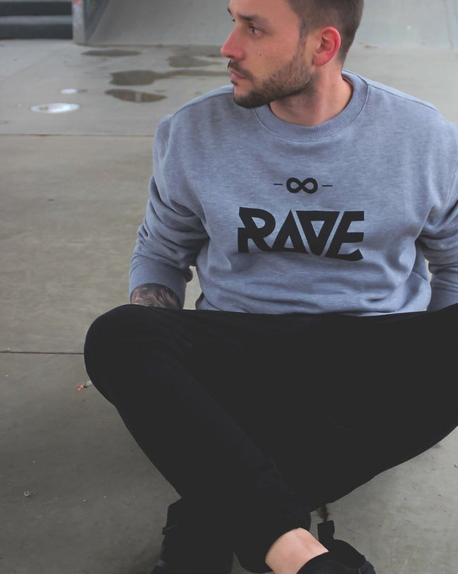 Rave Crewneck Outfit