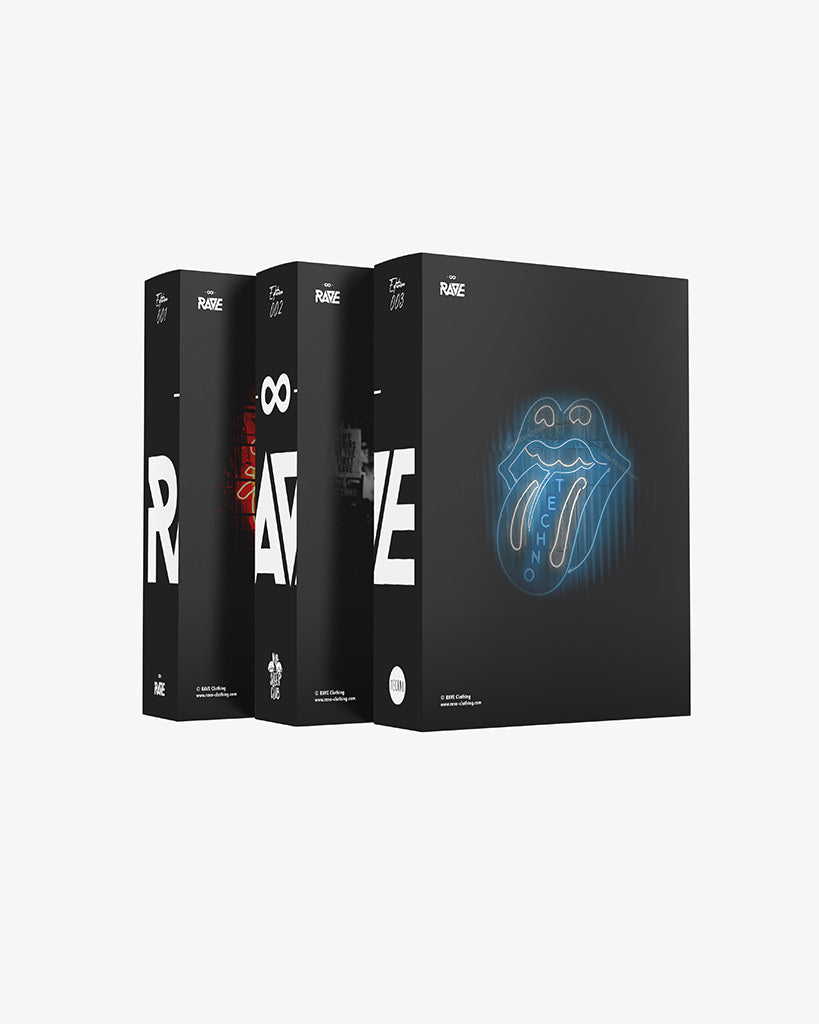 RAVE Fanbox 3er Bundle (Collector's Edition)