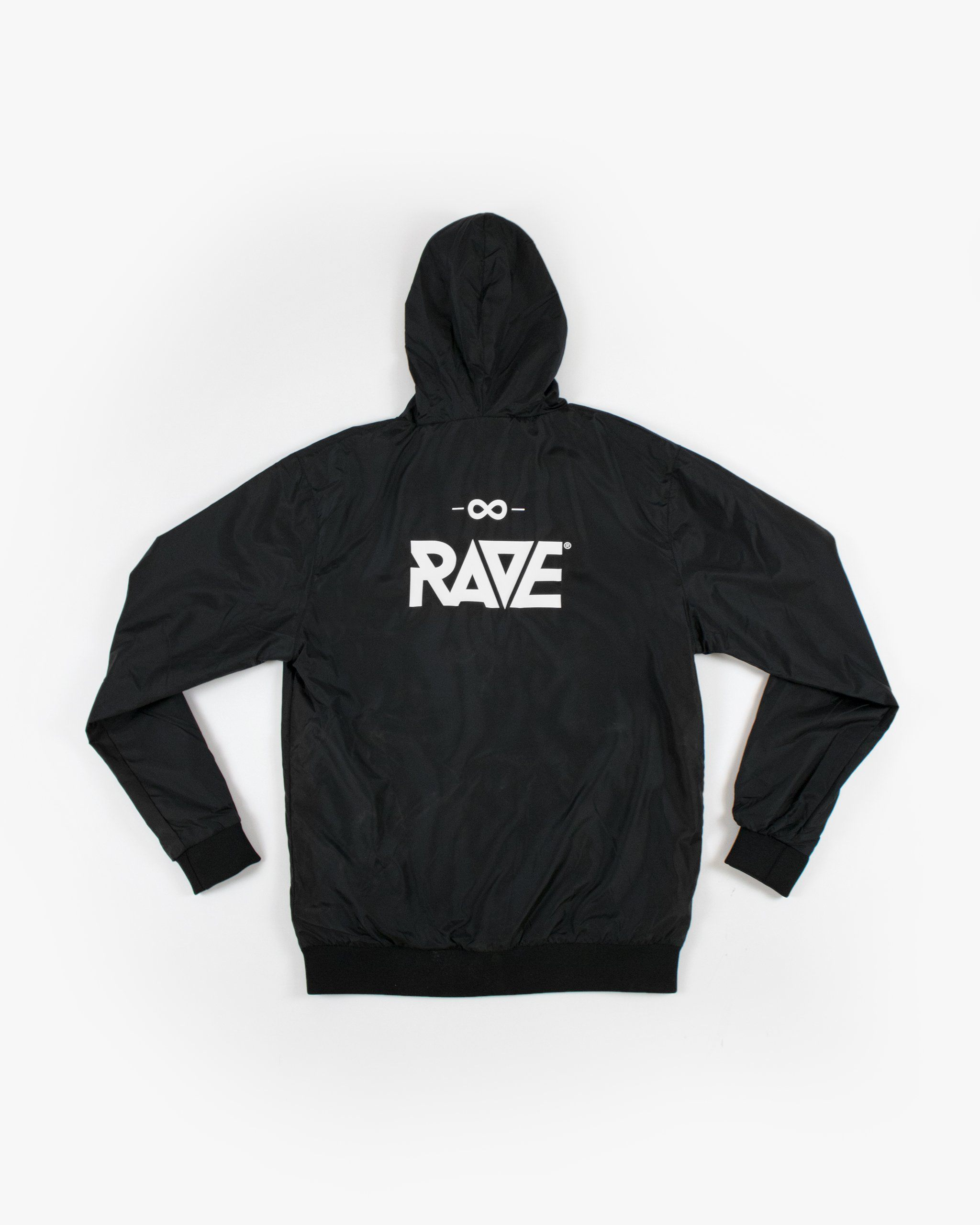 Rave windbreaker for techno festivals and raves