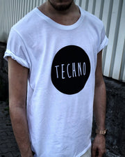 Techno shirt