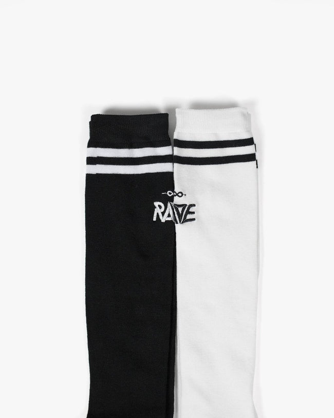 Techno socks from RAVE Clothing