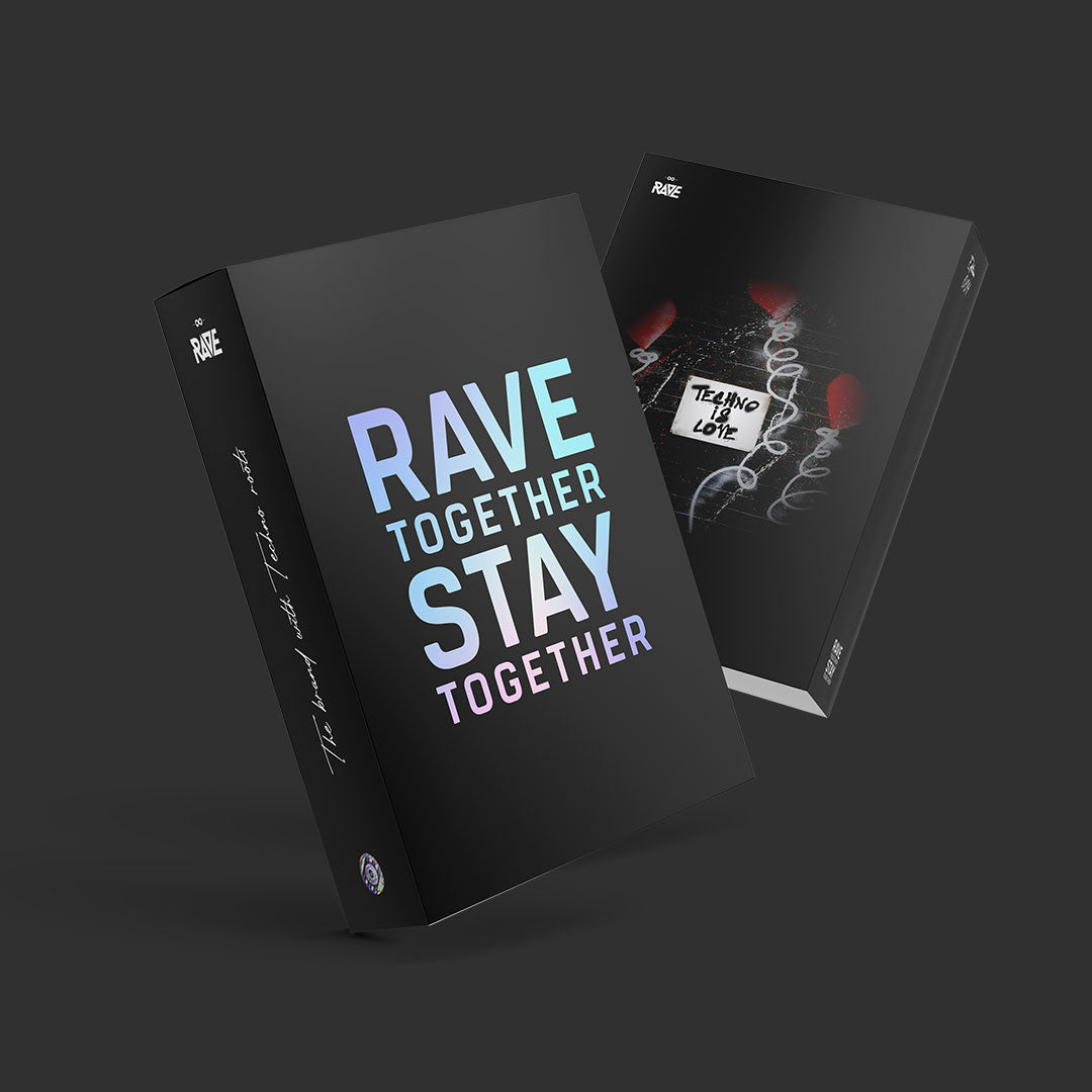 Rave Together Stay Together Fanbox von RAVE Clothing