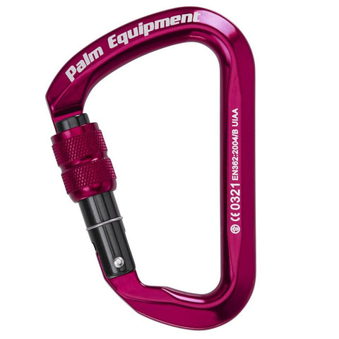 Palm - Screw Gate Karabiner
