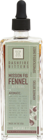 Mission Fig Fennel Bitters