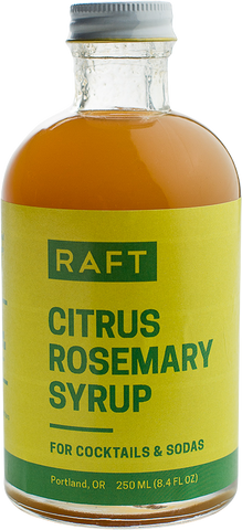 Citrus Rosemary Syrup