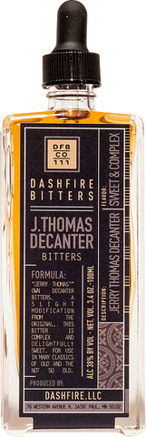 Jerry Thomas Decanter Bitters