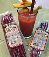 Bloody Mary Swizzle Stick