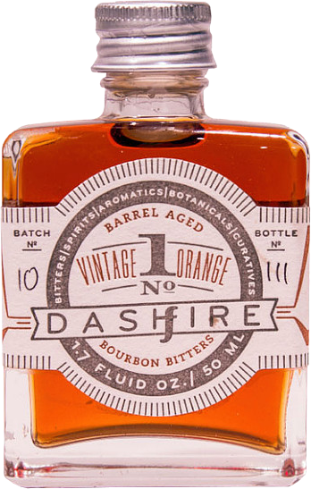 Dashfire Vintage Orange No. 1