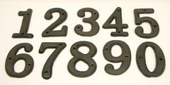 Cast Iron Numbers