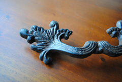 Cast Iron French Provincial Handle