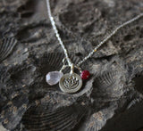 Devotion Trio Necklace