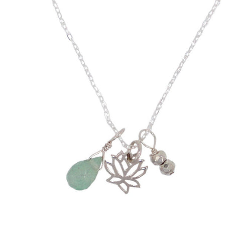 Joyful Trio Necklace