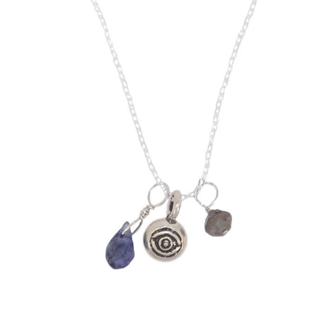 Illumination Trio Necklace