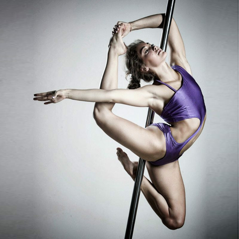 Installing a dance pole at home
