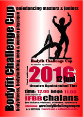 Bodyfit Challenge Cup - body building competition
