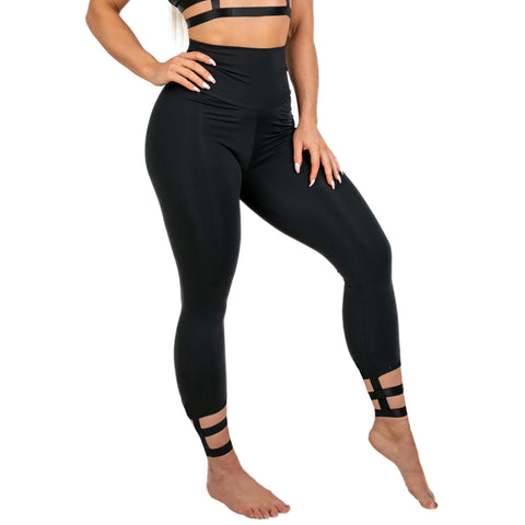 Storm High Waist Compression Leggings W0220
