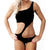 Asymmetric Monokini W0125 - various colours