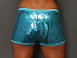 Sequin Shorts (Unisex) W122