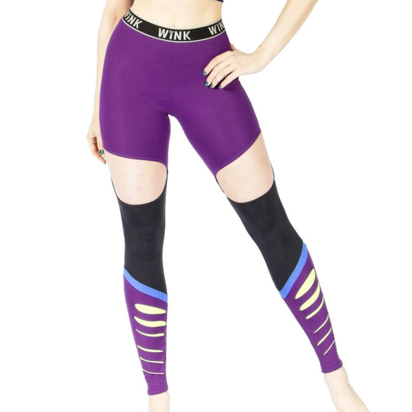Athena High Waist Leggings W0200