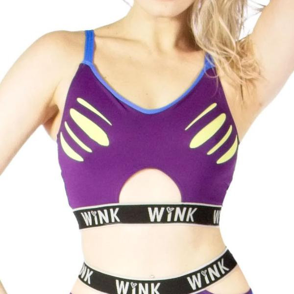 Athena Crop Top W0198