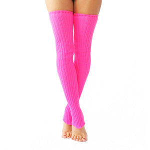 Stirrup Leg Warmers with your Logo (minimum order 25)
