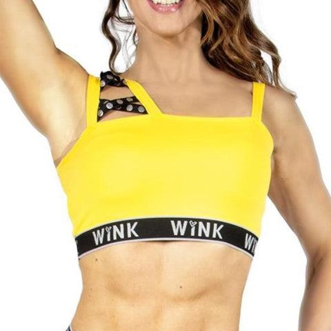 24412eb87763 Mystique Crop Top W0207 | Wink Designs