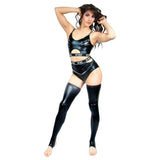 Wetlook Grip Dance Leg Warmers W0182