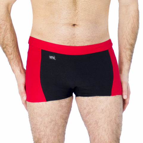 Men's Side Panel Shorts W0152