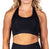 Compression Sports Bra With Your Logo (minimum order 25)