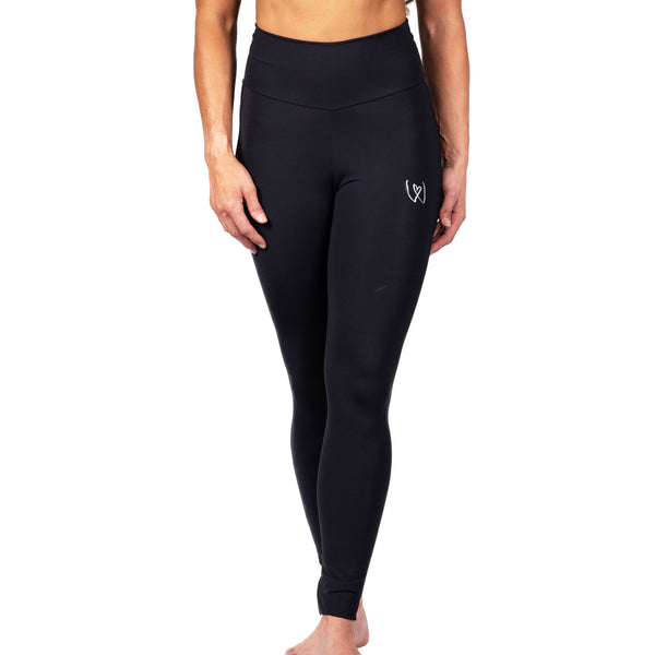 Warrior High Waist Compression Leggings W0224 (various colours)