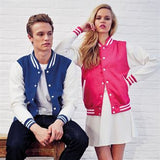 Unisex Varsity Jacket with your Logo (minimum order 25)