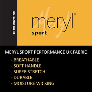 Men's Meryl Shorts with your Logo (minimum order 25 can be mixed with ladies shorts order)