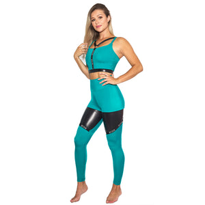 Infinity Eco High Waist Leggings W0231 (various colours)