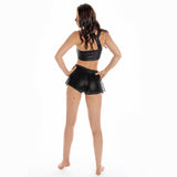 Wetlook Grip Dance Skort W0131
