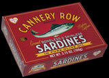 Boneless/Skinless Sardines in Pure Olive Oil- 12 Pack Case