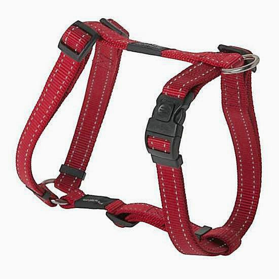 Rogz Utility H Dog Harness - In Many Happy Colors