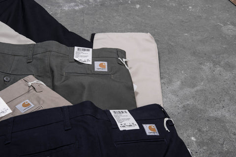 Union Clothing Summer 16 Chinos