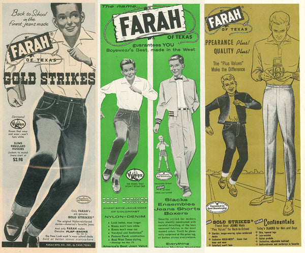 Farah Labels Union Clothing Blog